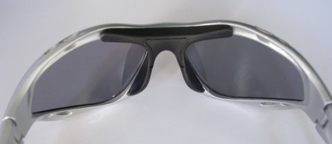 Nose-pad protection - water sports sunglasses